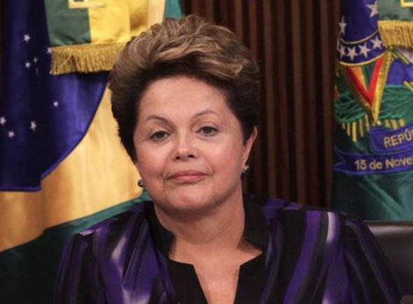Dilma presidenta Brasil