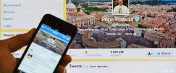 indulgencias visita Twitter papa