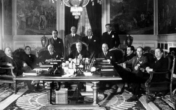 Consejo Ministros II República 1936