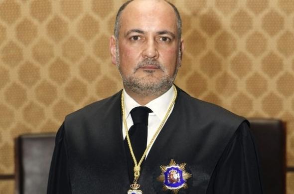 Pérez Cobos presidente del Tribunal Constitucional