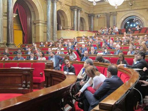Parlamento Cataluña