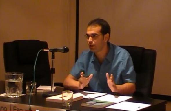 Escuela Verano 2013 César Tejedor