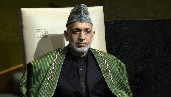 Karzai presidente Afganistán