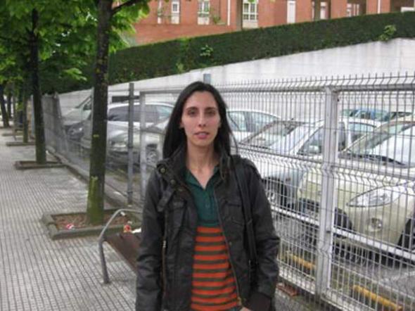 Silvia fecundación lesbiana