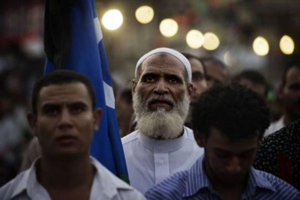 Hermanos Musulmanes Egipto 2013