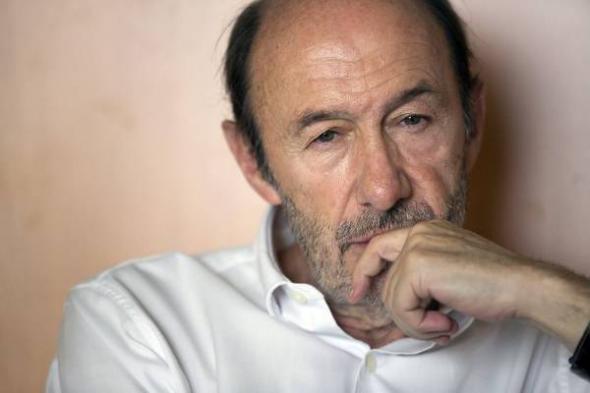 Rubalcaba secretario general PSOE