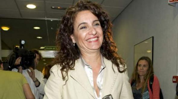 Montero consejera Salud Andalucía