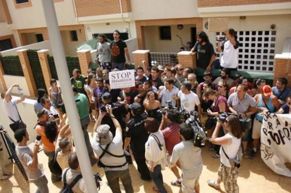 Stop desahucios Málaga