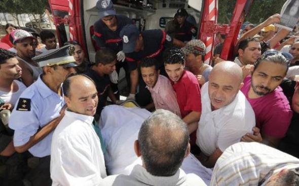 Mohamed-Brahmi opositor laico tunecino asesinado 2013