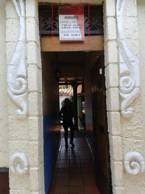 símbolos notaría Colombia 2013