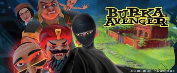 Burka avenger serie Pakistán