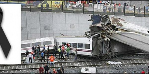accidente ferroviario Santiago 2013