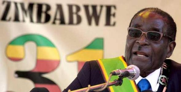 Mugabe presidente Zimbabwe