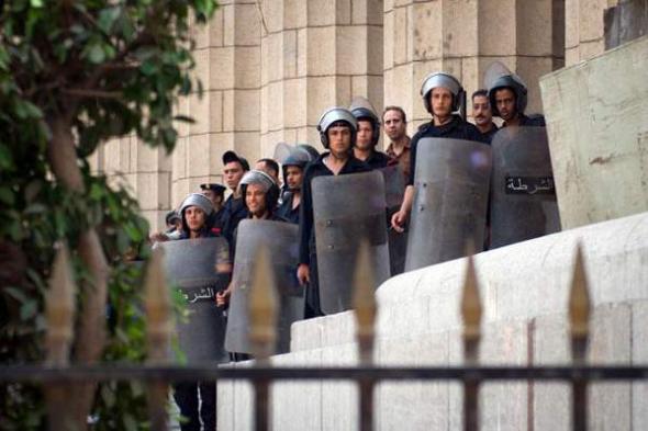 Egipto policía 2013