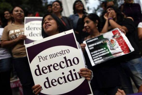 Mani aborto Chile 2013