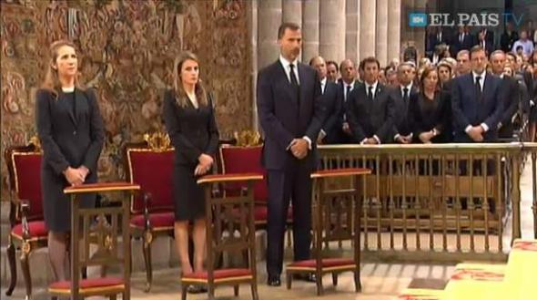 funeral Santiago 2013