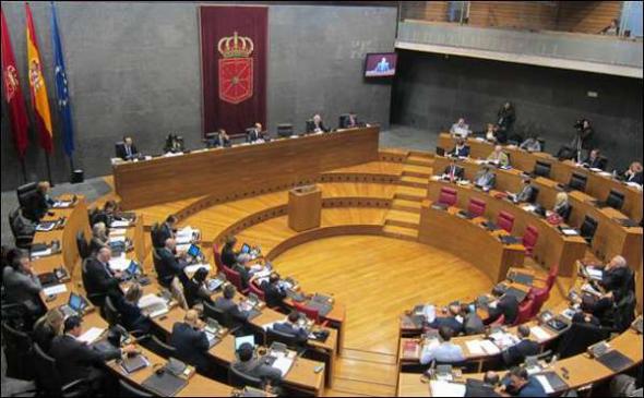 Parlamento Navarra