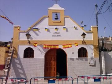 iglesia del Valle de los Nueve Telde
