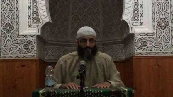 imán salafista Ceuta