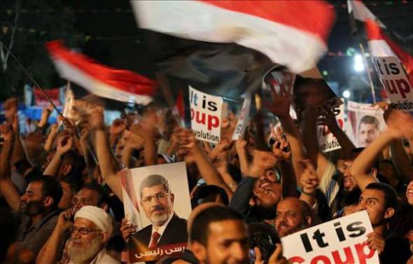 mani islamista Egipto