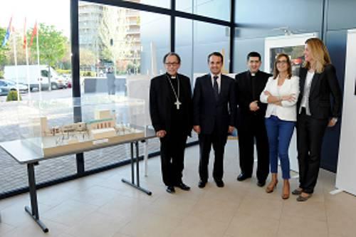 cesión parcela Móstoles 2013