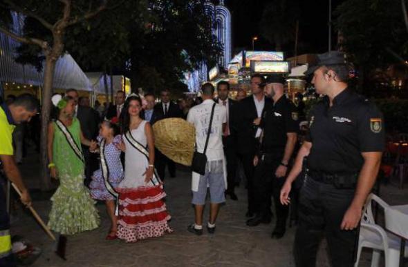 Feria Ceuta 2013