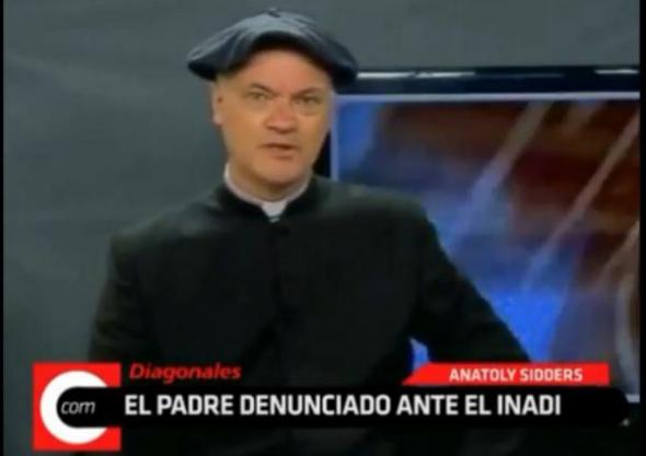 cura argentino condenado