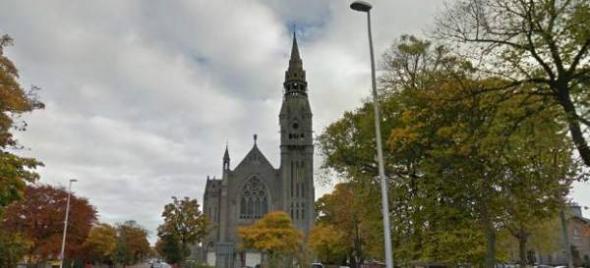 iglesia Escocia Aberdeen