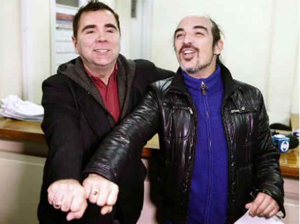 Pareja gay Uruguay