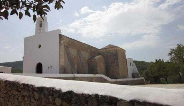 iglesia san Agusti Ibiza