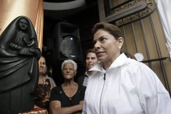Laura Chinchilla presidenta Costa Rica
