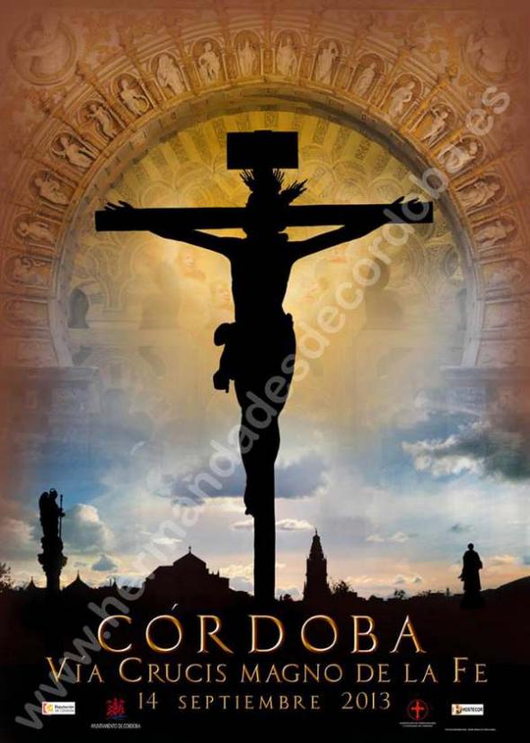 Cartel Córdoba Vía Crucis Magno