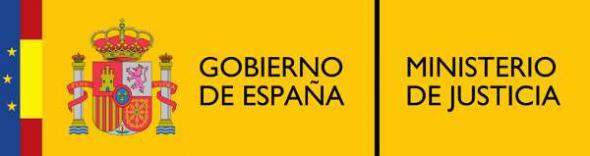 Logo Ministerio Justicia
