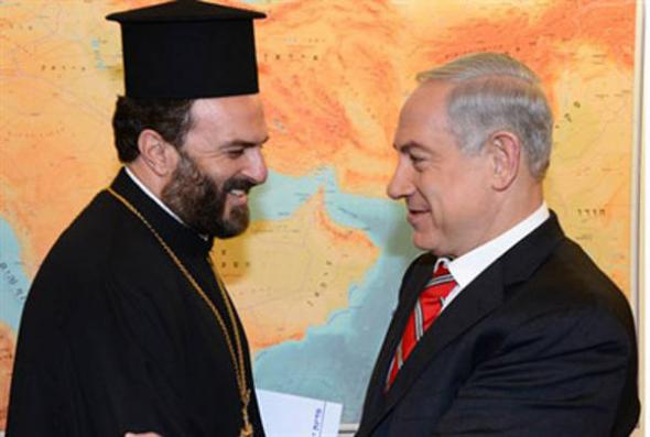 Netanyahu y ortodoxo 2013