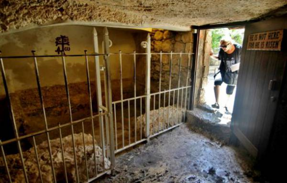 Tumba del Huerto Jerusalén