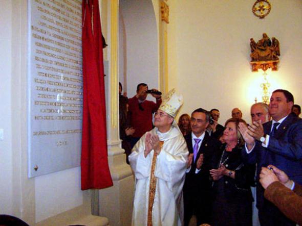 Canjayar iglesia inauguracion 2010