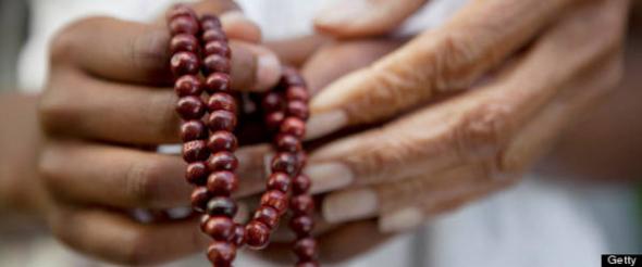 sarta de cuentas para rezar