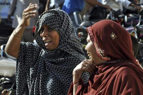 Ataques religiosos Karachi