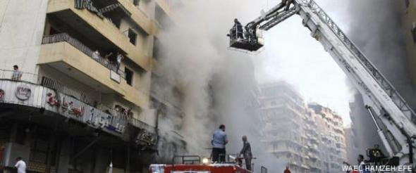 Atentado suní Beirut 2013