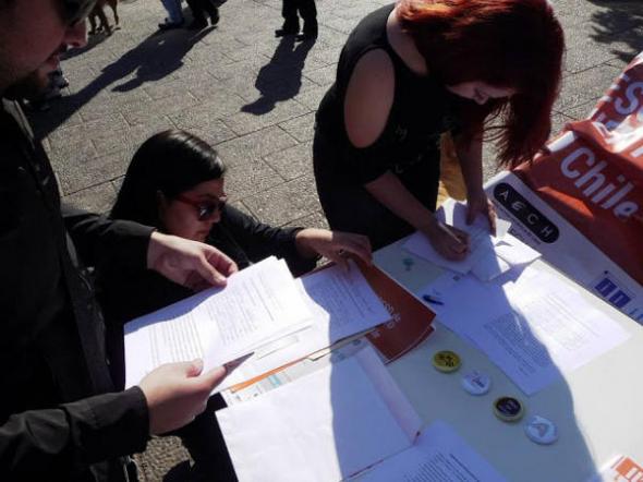Apostasía Chile 2013 a