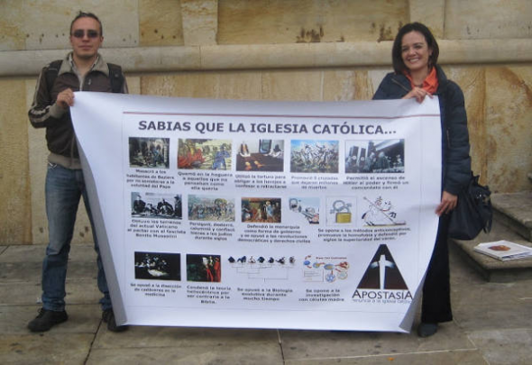 Apostasía Colombia 2013 a