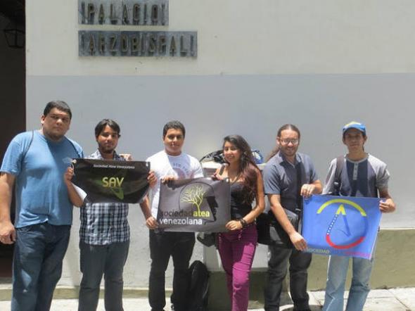 Apostasía Venezuela 2013