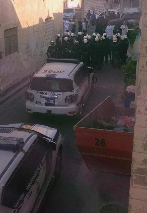 Movilizaciones Bahréin