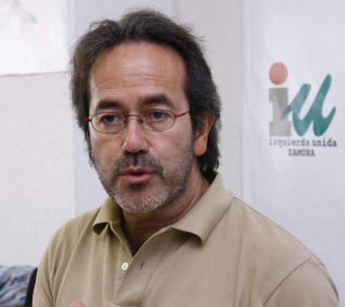 Guarido concejal IU Zamora