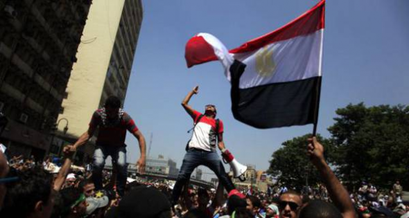 protestas islamistas Egipto 2013
