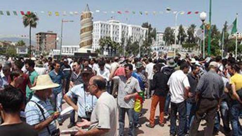 ruptura ramadán Argelia 2013