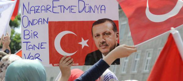Erdogan Turquía
