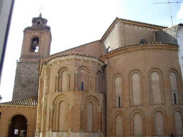 Iglesia san Juan en Alba de Tormes