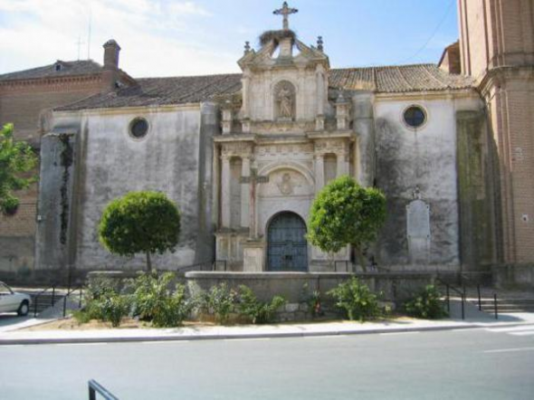 iglesia Matapozuelos