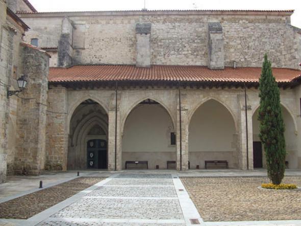 Monasterio Medina de Pomar